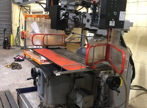 XYZ SMX 3000 cnc vertical milling machine