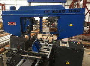 TMJ PP502G CNC band saw for metal