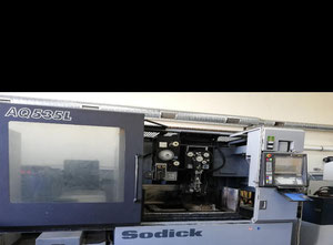 Sodick AQ535L Wire cutting edm machine