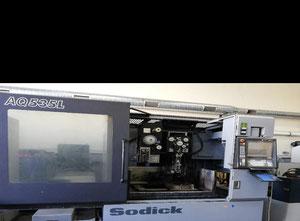 Sodick AQ535L Электроэрозионный вырезной станок