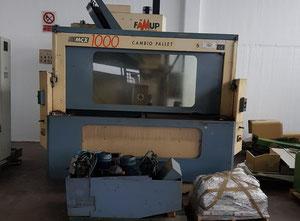 Famup MCX 1000 Bearbeitungszentrum Vertikal
