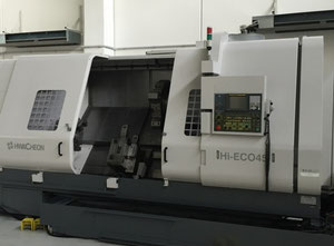 HWACHEON Hi-ECO 45 cnc lathe