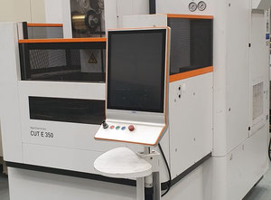Agie Charmilles CUT E 350 Wire cutting edm machine