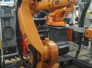Robotica industrial Kuka KR 150