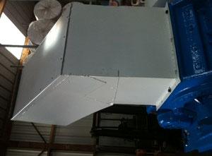 Pallmann 500 Plastic crusher