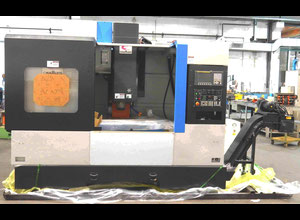 Used Charles Ross & Son LVC1160 Machining center - vertical