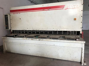 Baykal MGH 3100 X 16 MM CNC shears