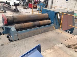 4 toplu silindir büküm makinası Malco CLI-HY 4R 20/16