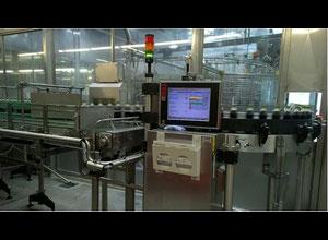 Stroj na plnění lahví Bbull FM4000 Typ 4650 Vers. 4.1