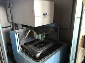 AGIE Agiecut evolution Wire cutting edm machine