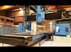 Zayer KPCU 5000 AR Portal milling machine