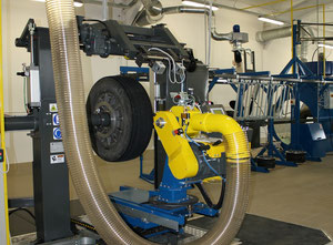 Bridgestone Bandag Retread Production Line