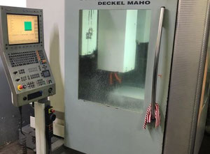 Deckel Maho DMC 635 V Bearbeitungszentrum Vertikal