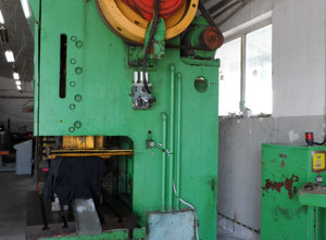 Ivano Frankovsk KV2132 Eccentric press