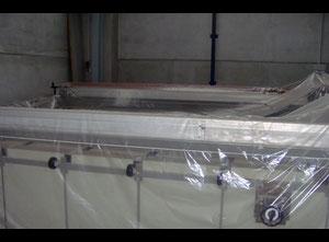 La Meccanica VTS002 Glaswaschmaschine / Glasbeschichtungsmaschine