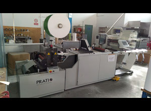 Used Prati Company Saturn Classic TE 400 Die-cutter and control table