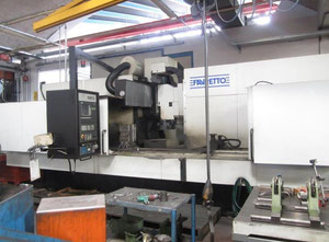 Used Favretto MCU 150 Surface grinding machine