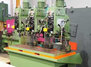 Ibarmia B-35 Multispindle drilling machine