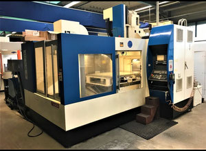 Huron KX 30 high speed machining center