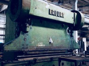 Erfurt PKXA 250/5600 Press brake
