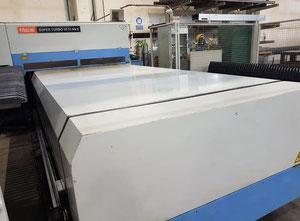 Řezačka - laserový řezací stroj Mazak STX510 MKII