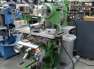 Cnc universal freze makinesi Schaublin 53 N
