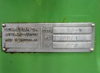 Schaublin 53 N P91016023