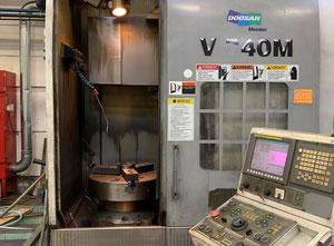 Doosan V – 740 M Karusselldrehmaschine CNC