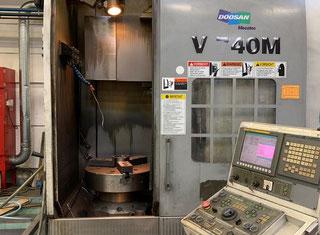 Doosan V – 740 M P91016036