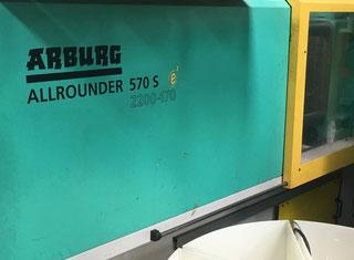 Arburg 220T TRI MAT 570S 170-170-290 P91016046