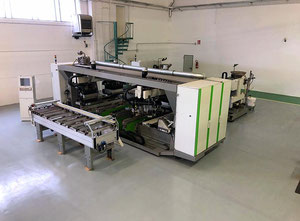 Boring and inserting line BIESSE FTT - FHT
