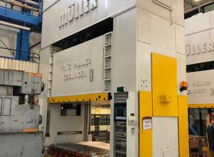 Muller BZE 1300 metal press