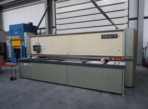 Safan HVR 430 6 hydraulic shear
