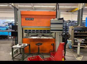 Safan Darley SMK 1600 - 32 Abkantpresse CNC/NC