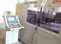 DURMA HD-L 3015 CO2 lasser cutting machine