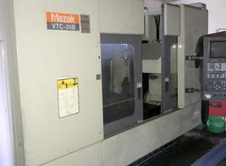 Mazak VTC 20B P91017027