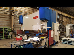 Beyeler PR 10 500/5100 Press brake cnc/nc