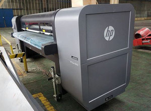 HP Scitex FB750 Printing machine