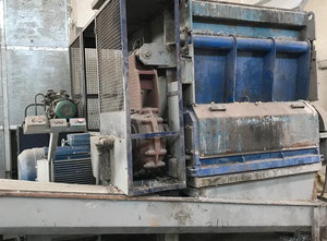 Lindner Micromat 1500 Recycling machine