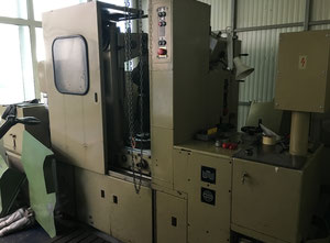 WMW ZTS 315 Gear grinding machine
