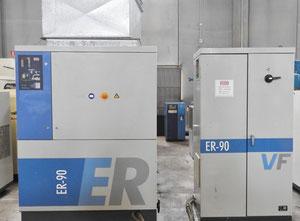 Betico ER-90 VF Geschmierter schraubenkompressor
