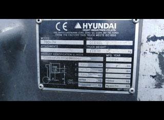 Hyundai 70D-7A P91018048