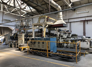 Omam TR 120 TR 60 Extrusion - Single screw extruder