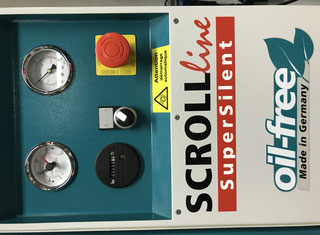 Renner ScrollLine SLDK-S 2,2 - 10 bar - Cuve 250 L P91018132