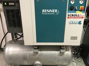 Kompresor Renner ScrollLine SLDK-S 2,2 - 10 bar - Cuve 250 L