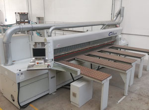 Used Giben SPT Y 3000 Panel saw
