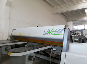 Used Selco Wnt 600 Panel saw