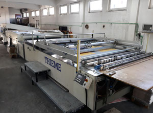 Thieme 5060 Screen printing machine