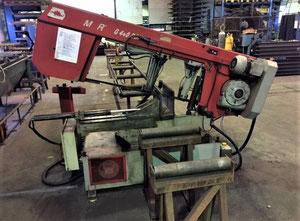 Scie à ruban pour métal Bomar STG 440 DGH