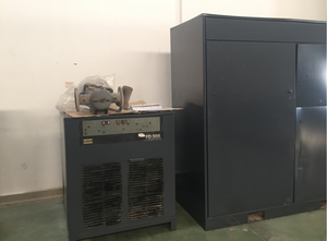 Vysokotlaký kompresor Atlas Copo GA 90C